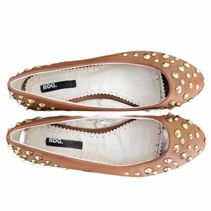 Urban Outfitters BDG Studded Ballet Flats (7.5)